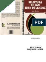 150668013 Garrido Javier Relectura de San Juan de La Cruz
