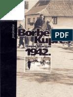 DAVOR MARIJAN- Borbe Za Kupres 1942