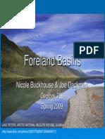 Buckhouse 755_Foreland Basin Presentation