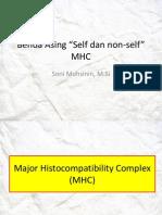 Benda Asing Dan MHC