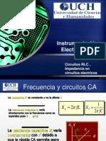 Semana09 Circuitos RLC V1 Impedancia