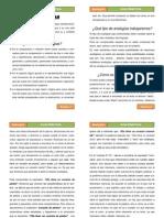 Guía práctica (docente-estudiante) para trabajar el tema de