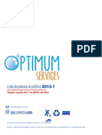 Catalogo Optimum