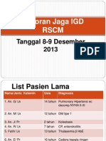 Lapjag IGD RSCM Anak