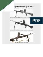 Bren Light Machine Gun (UK)