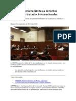 La SCJN aprueba límites a derechos humanos en tratados internacionales.docx
