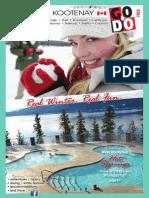Go & Do - West Kootenay, 2013 Winter Edition