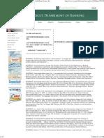 A America's Wholesale Lender, Settlement Agreement