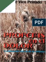 712 - Vico Peinado, Jose - Profetas en El Dolor