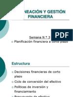 Planeacion Financiera de Corto Plazo