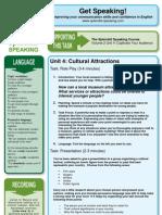 Unit 04 Cultural Attractions