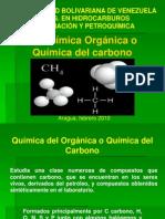 Presentación química orgánica 1