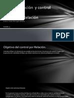 Expo Control en Relacion