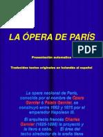 Opera de Paris Excelente