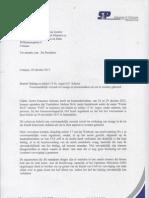 Brief Schotte en Sulvaran