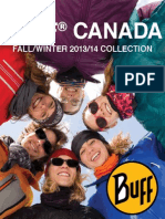 Buff Catalogue Fall Winter 2014