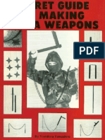 Yamashiro Toshitora - Secret Guide to Making Ninja Weapons