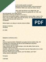 Cartas de Amor FP