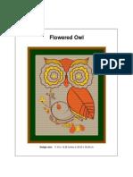 Flowered Owl