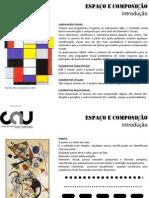 Espaço e composição - aula 1