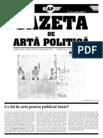 Gazeta de Arta Politica no.3