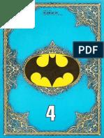 Batman - Tudo Em Cor 04