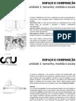 Espaço e composição - aula 2