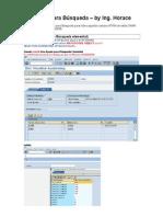 SAP ABAP SAP Dlver Ayuda de Busqueda