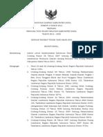 Peraturan Daerah Kabupaten Sikka Nomor 2 Tahun 2012 Tentang Rencana tata Ruang Wilayah Kabupaten Sikka Tahun 2012 - 2032