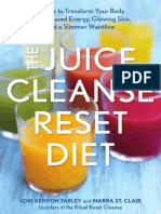 The Juice Cleanse Reset Diet by Lori Kenyon Farley and Marra St. Clair - Excerpt