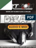 Audio e Midi