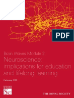 Module 2 Neuroscience Education Full Report Appendices
