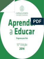 brochura 10 educar pais 2014