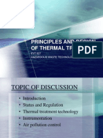 6.Principles and Design of Thermal Treatment