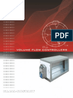 Volume Flow Controllers S