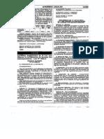 DS N° 012-2006 ley 28314 Fortificacion de harinas