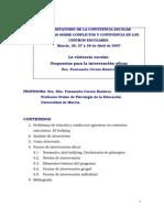 Cerezo Ramirez Fuensanta-Violencia Escolar Propuestas