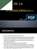 De La Viveza Criolla