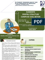 CAP. 0-ELEMENTE PENTRU STRUCTURI COMPUSE OŢEL-BETON-CUPRINS
