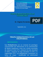 105602678 Tratamiento de Las Dislipidemias
