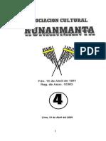 REVISTA KUNANMANTA N° 4