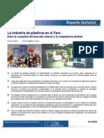 La industria de plásticos en el Perú BWS