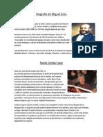 Biografía de Miguel Grau
