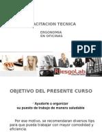 Ergonomia Para Oficinas - RiesgoLab - 2011