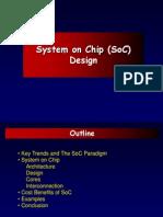 System On chip presentation