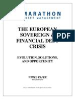 MarathonFund - European Sovereign