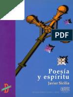 Poesía y espíritu - Javier Sicilia