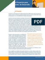 PM4DEV El Alcance Del Proyecto