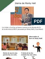 El Problema de Monty Hall