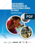 Asociaciones Comunitarias de Agua Potable Rural en Chile 2012